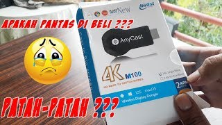 Unboxing dan REVIEW Anycast m100 4K