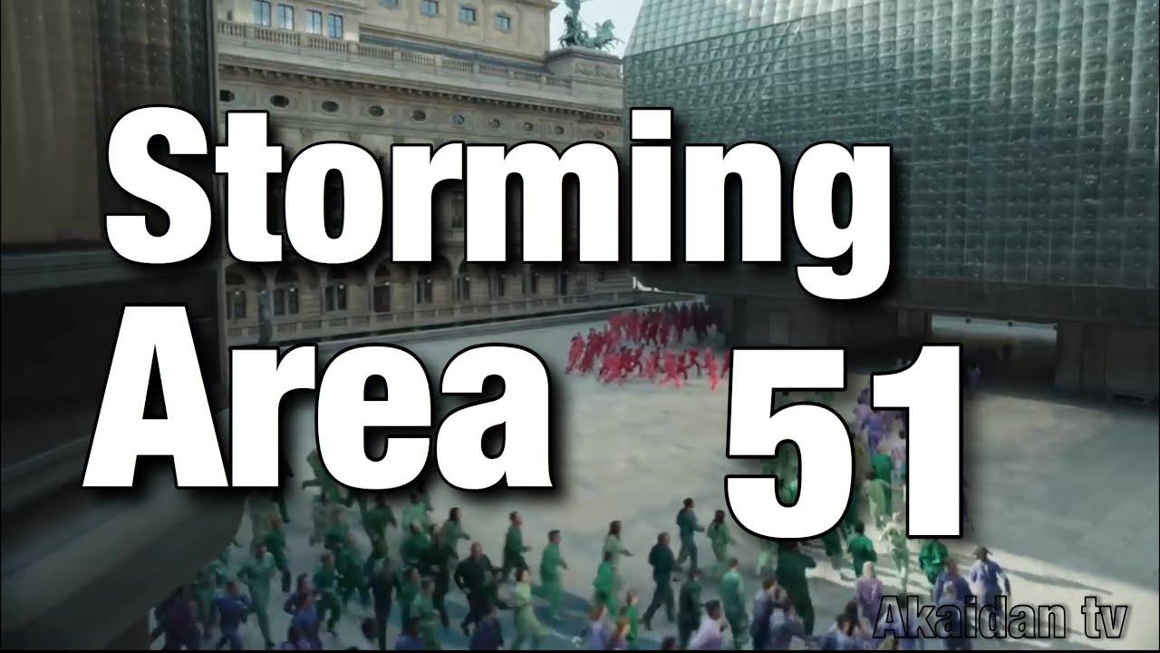 Area 51 Raid Funny Official Storm Area 51 raid