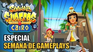 Subway Surfers Cairo #3 - Minecraft para Windows Phone / Eventos