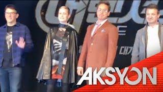 'Avengers: Endgame' stars sa Seoul