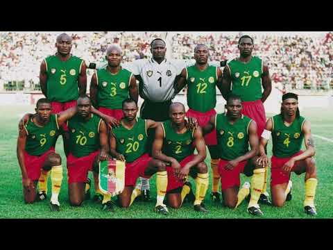 """Cameroon's """"illegal"""" kits (2002 - 2004)"""