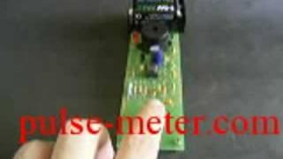 DIY - Pulse Meter -   http://www.pulse-meter.com/