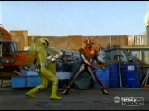 Power Rangers SPD - I know a Place Music video