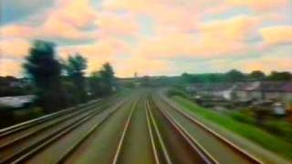 The Cure - Jumping Someone Else's Train (Original Video)