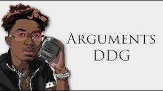 DDG- Arguments Roblox ID