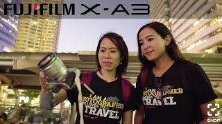 รีวิว Fuji X A3 Review