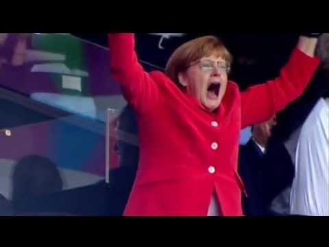 Weltmeisterschaft 2014 Finale Tor Reaktionen