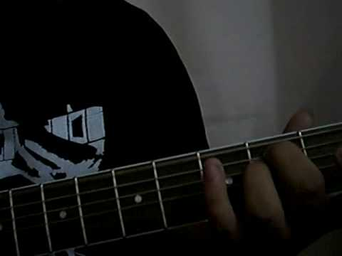 How to play Zombie, step by step tutorial! (Acoustic Guitar Cover)