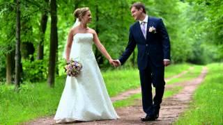 Подарок на свадьбу от Клюквы (фото-клип)