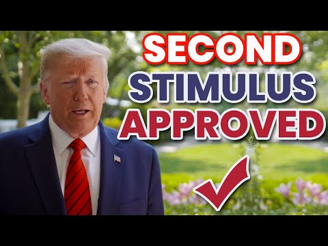 president-just-confirmed-second-stimulus-check-is-coming-|-game-changing-stimulus-update