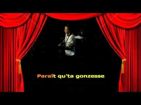 Karaoke Renaud La blanche
