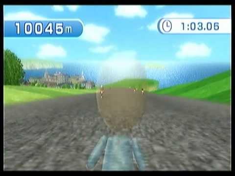 Wii Fit Plus - Free Jogging 30 Minutes