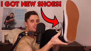I Got NEW Shoes! - Luke Kidgell