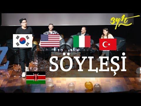 Üniversite Söyleşi : 3Y1T (Neden Türkiye?, Louis Sürpriz Doğum Günü, Ekibi şok Eden öğrenci) #45