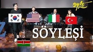 Üniversite Söyleşi : 3Y1T (Neden Türkiye?, Louis S