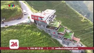 Xây dựng trái phép trên khu vực đèo Mã Pì Lèng | VTV24