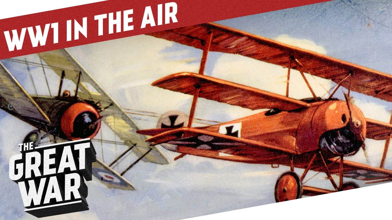 """an introduction to the airplane warfare in world war one First was the surprise attack from the very beginning of aerial warfare in world  war i, """"jumping"""" or """"bouncing"""" unsuspecting victims accounted for more kills than ."""