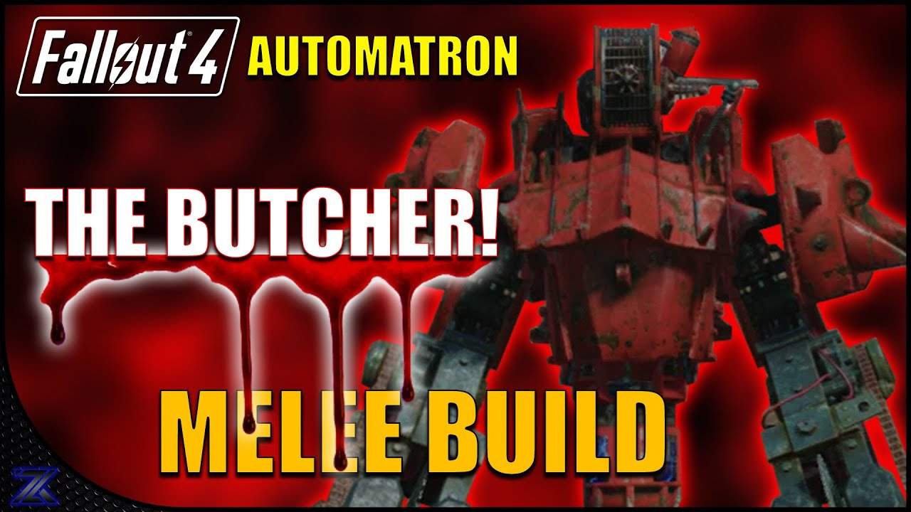 Melee Build Fallout  Guide