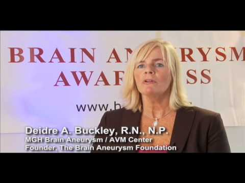 Foundation Raises Understanding of Brain Aneurysms