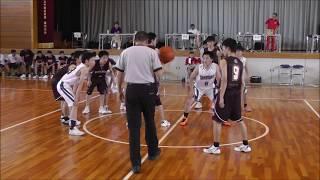 加茂農林vs岐阜北(前半)岐阜県高校総体2017 1回戦