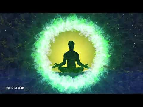 Heal Your Heart Chakra (639Hz)   Aura Cleanse   Chakra Healing Meditation Music