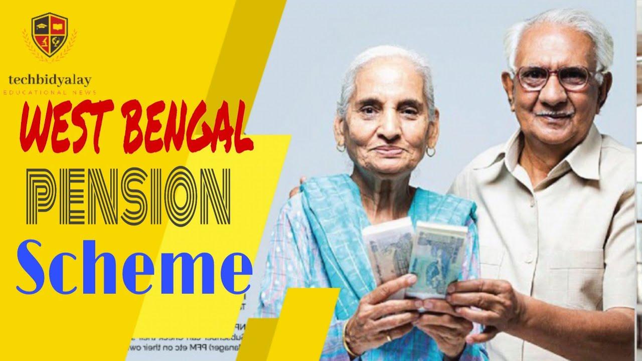 West bengal e-pension applying procedure