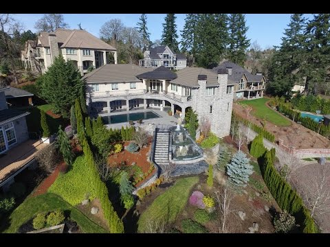 Magnificent Luxury Estate in West Linn Part 2  | Oregon Luxury Homes