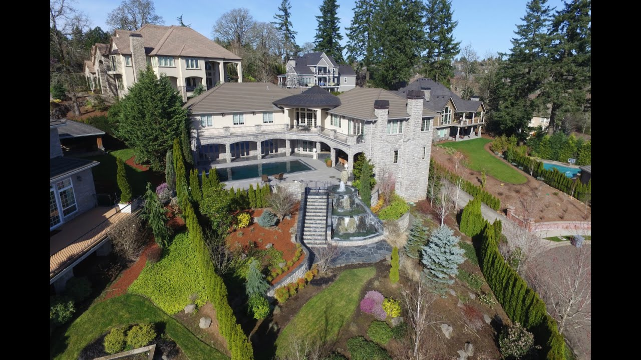 Magnificent Luxury Estate In West Linn Part 2 Oregon