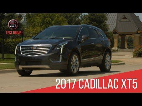 Test Drive: 2017 Cadillac XT5