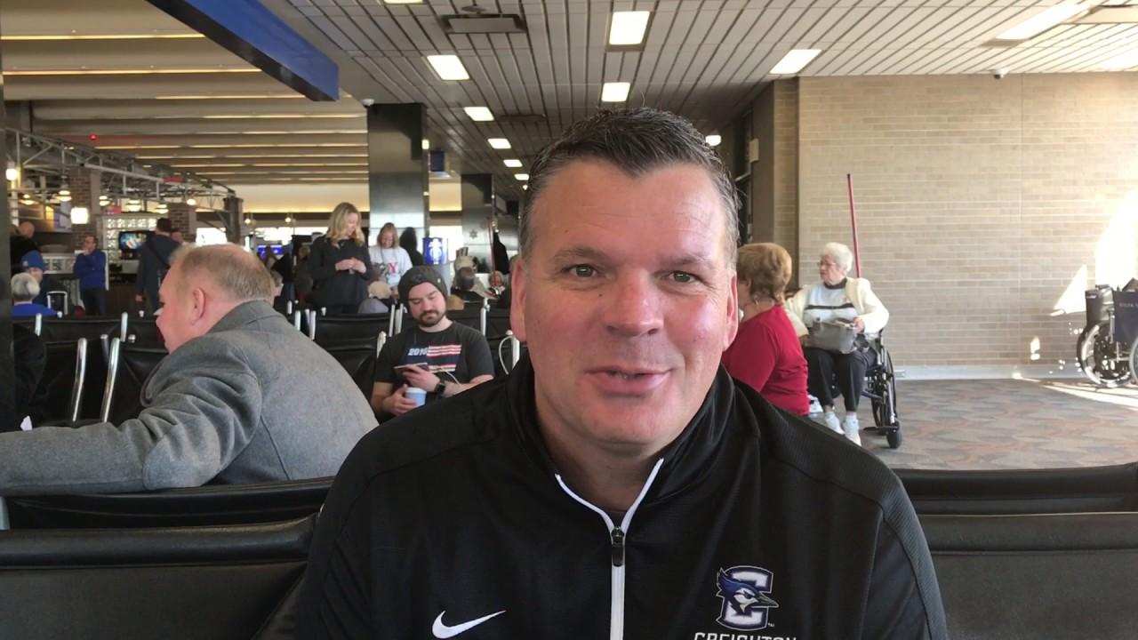 Greg McDermott posts that he will remain Creighton coach