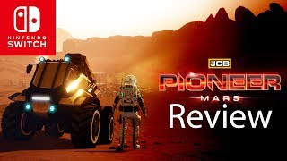JCB Pioneer Mars Nintendo Switch Gameplay Review