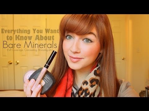 Every Tip You Want to Know About Bare Minerals