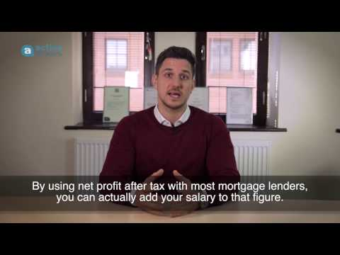 Self-Employed Mortgage - Using Net Profit vs Salary + Dividends