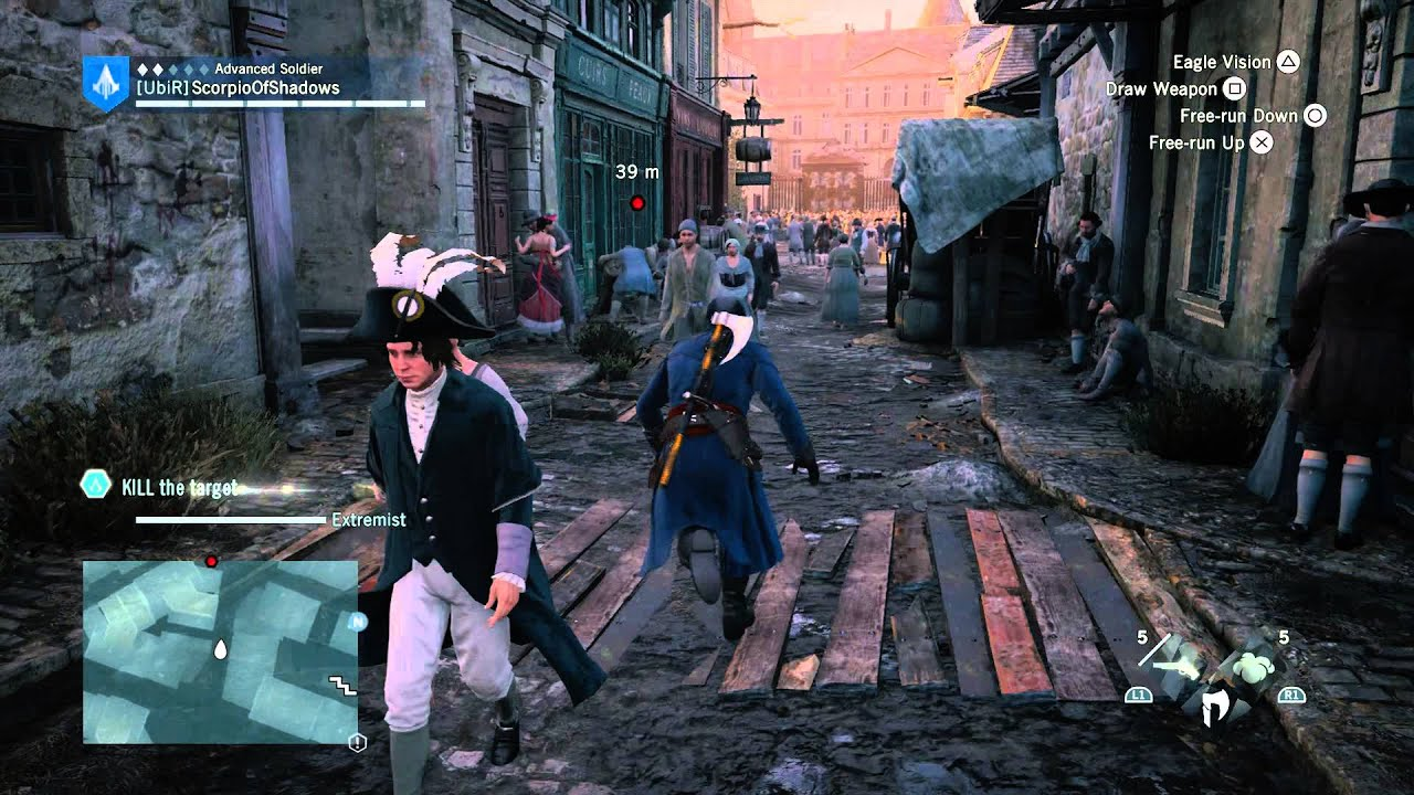 Assassin's Creed® Unity Companion - iPhone ... - YouTube