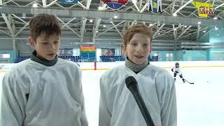 Смотреть видео Хоккеисты «Белой акулы» заняли второе место на турнире в Москве онлайн