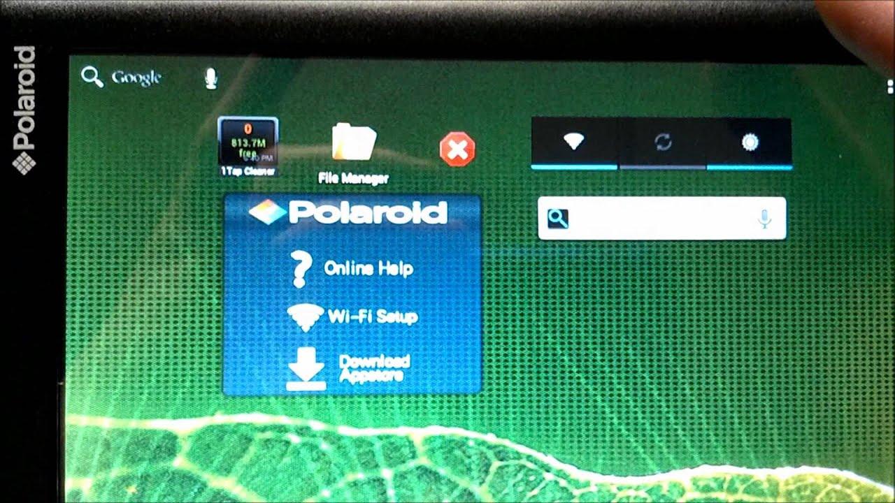 polaroid pmid71c firmware