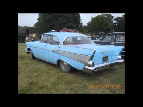 Darling Buds Of May Classic Car Show
