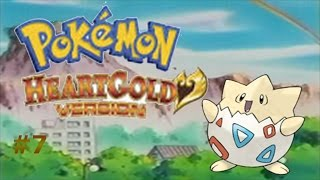 El nacimiento del pokemon/Pokemon Heart Gold #7
