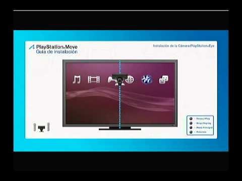 PlayStation Move Setup Guide / Guía de instalación (Español)