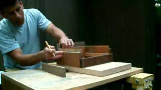 The Making Of A Small Treasure Chest Part 1