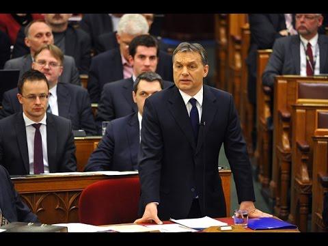 Viktor Orbán Destroys Former Traitor Socialist PM