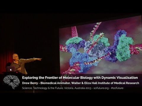Exploring the Frontier of Molecuilar Biology with Dynamic Visualisation - Drew Berry