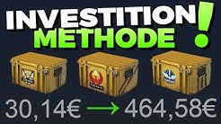 CS:GO - Steam Guthaben steigern durch Kisten-Käufe - Langzeit Investition