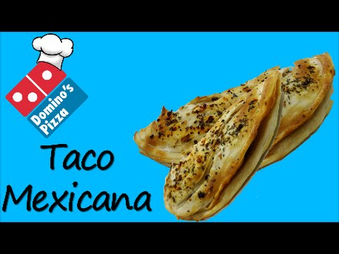 Make Taco Mexican like Domino's at home!