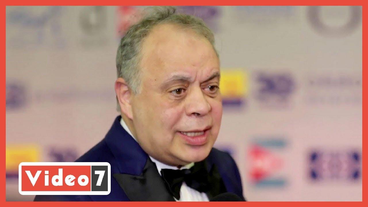 أشرف زكى: وحيد حامد اقتحم ملف الإخوان ودافع عن وطنه بالجماعة