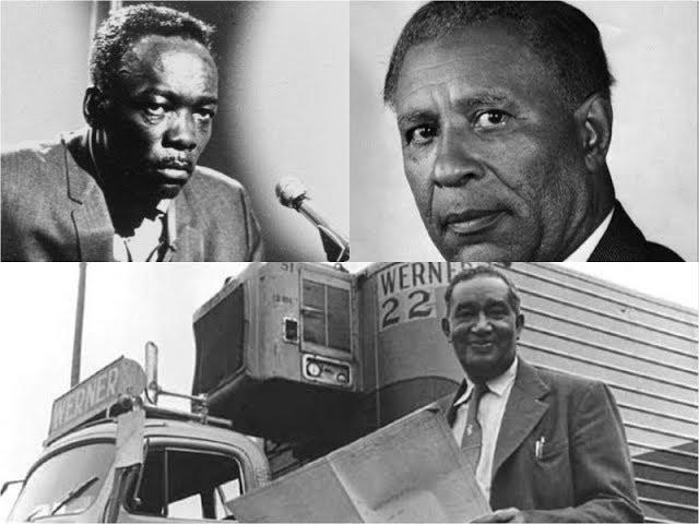 Ces Inventions des Noirs qui ont révolutionné le monde !