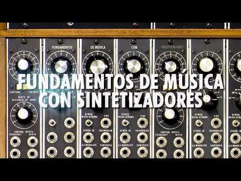 Curso taller FUNDAMENTOS DE MUSICA CON SINTETIZADORES - Celharmonic