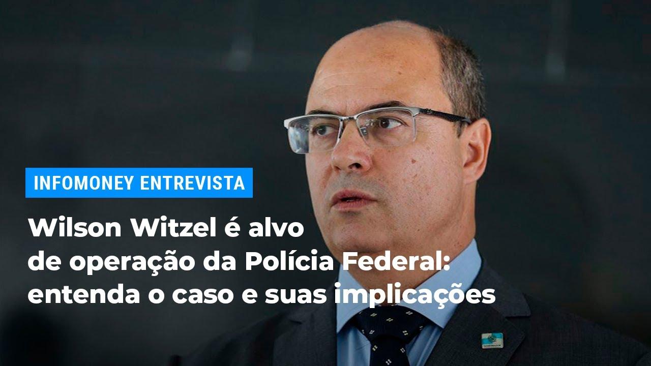 Wilson Witzel é alvo de operação da Polícia Federal: entenda o ...