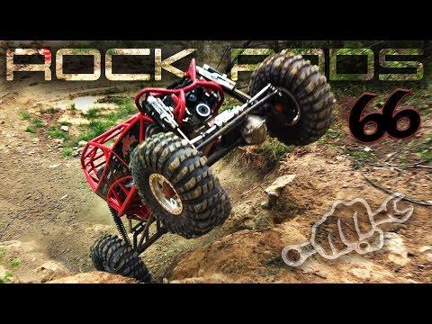 ROCK BOUNCER GET WILD AT DIRT NASTY - Rock Rods EP66