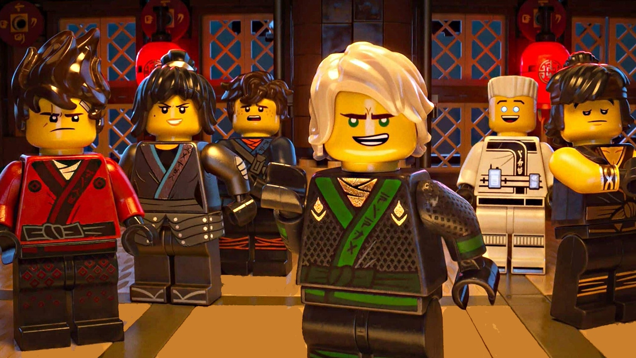 LEGO Ninjago Movie - New character pictures! - YouTube